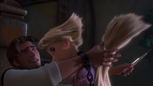 Rapunzel is the ______ Disney Princess to have her hair cut.