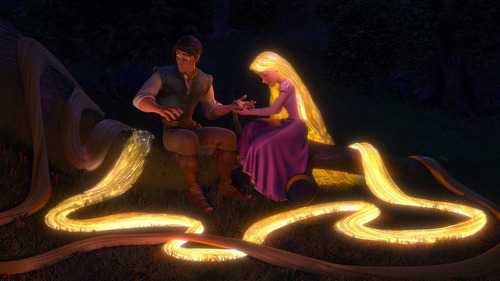 Rapunzel is the ____ Disney Princess to have magic powers.