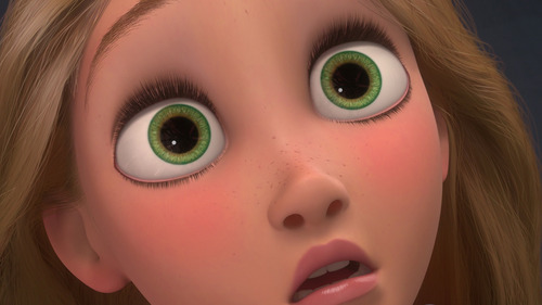 Rapunzel is the _____ disney princess to have freckles.