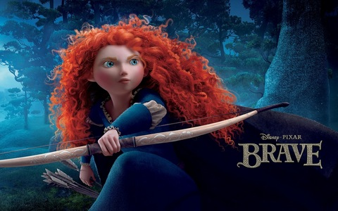 Merida is the _______ Disney Princess with red hair.