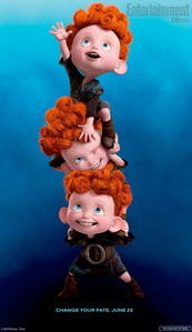 Merida is the ______ princess to have biological siblings.