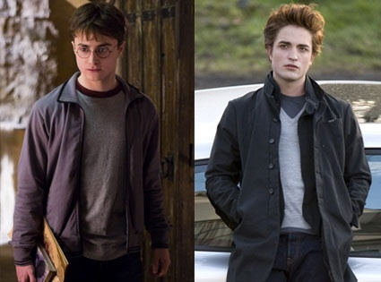 Robert Pattinson and Daniel Radcliffe worked together in which movie?
