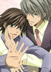 Junjou romantica: who are these two lovers