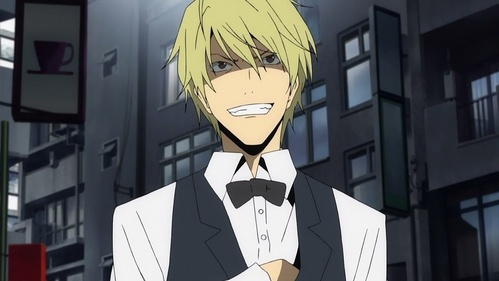 Which is a fact about Shizuo?
