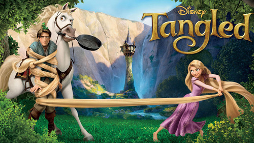 What is the film Tangled rated?