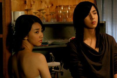 In Jumunjin movie KiBum is playing what character???