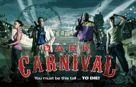 What's the name of the amusement park in Dark Carnival?
