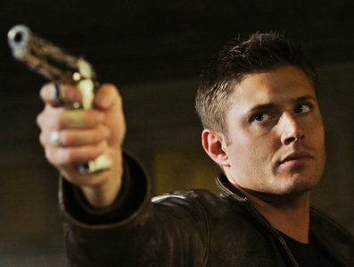 Which creature (name and rase) did Dean/Jensen kill in hope it will save Sam/Jared?