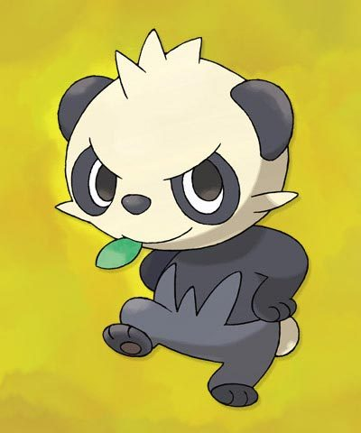 What type is Pancham? (Don't cheat)