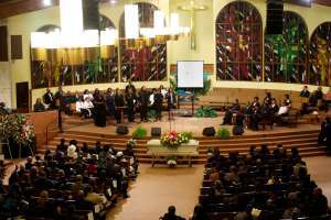 This is the funeral service for singer, Vesta Williams, who passed on in 2011