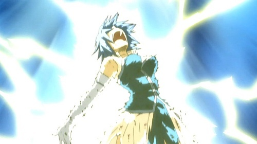 Whose sake is Juvia sacrificing herself for? (Fairy Tail)