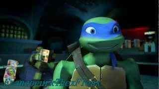 What is Leonardo's favorit show?