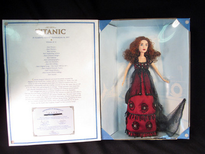 Which company manfuactured the original Rose doll?