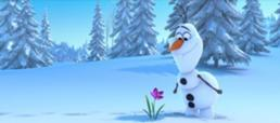 Who voiced Olaf?