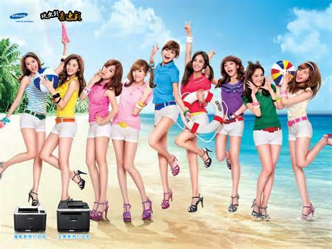 SNSD members chose who as a member whose looks became more refined since their debut days