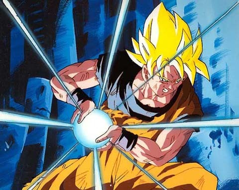 How many time Goku use the Kamehameha in Dragon ball and Dragon ball Z? (no oav and gt)