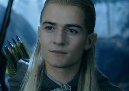Legolas in __________.