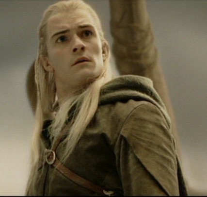 Legolas in _________.