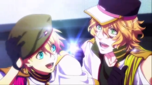 What is NOT true about Natsuki and Syo