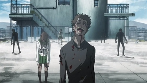 Which anime do these zombies come from?