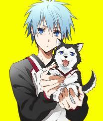 what is the name of kuroko's puppy?
