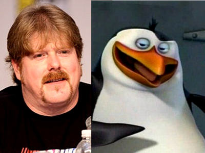 What other character besides Rico does John DiMaggio vioce?