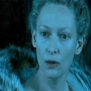 What are the last words Jadis says in her camp?