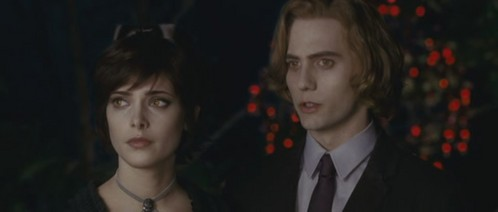Including Alice and Jasper how many are in this scene?