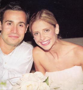 Sarah & Freddie got married in...