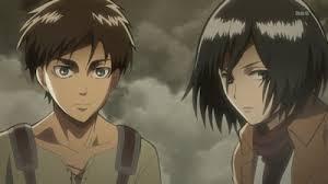 Is Mikasa Eren's sister