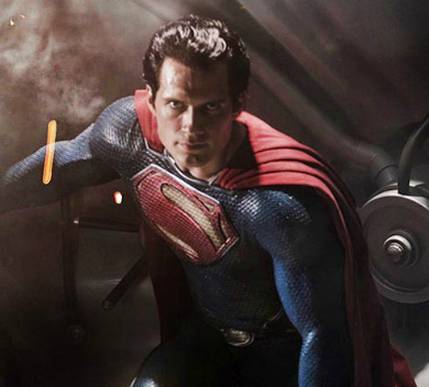 Which actor portrayed Superman?
