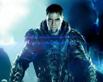 Which actor portrayed Zod?
