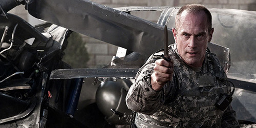 Which actor portrayed Colonel Nathan Hardy?
