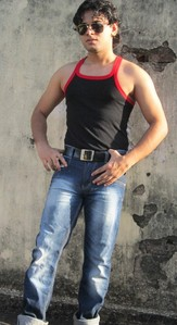 he is fresher model in west bengal, who is he?