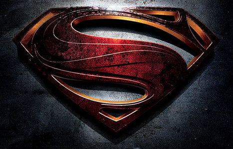 What did Clark say this symbol means on his world?