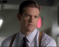 Who is A framing for Wilden's murder?