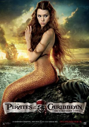 POTC: ON STRANGER TIDES (2011) - Who was considered for the role of Syrena?