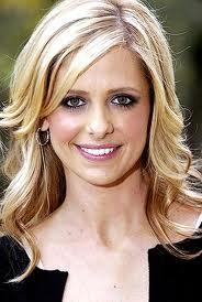 Which US First Lady did Sarah Michelle Gellar play a younger version of?