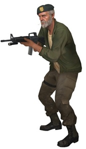 Name this character. (Left 4 Dead)