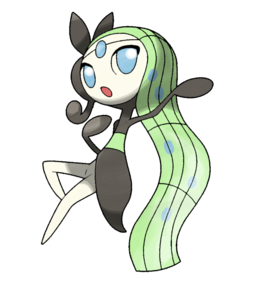 How much is Meloetta's height?