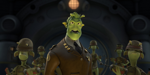 """Who did he voiced in """"Planet 51"""" ?"""