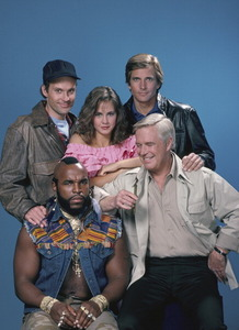 The first regular episode of The A-Team was a huge success. What percentage of the TV audience watched it?