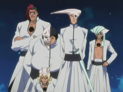 What nationality motif has Tite Kubo used for Hollows and Arrancar ?