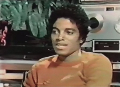 Who interviewed Michael Jackson back in 1979