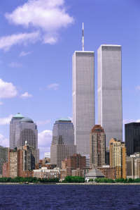Michael was supposed to attend a business meeting at the twin towers on the morning of Tuesday, September 11, 2001, but overslept