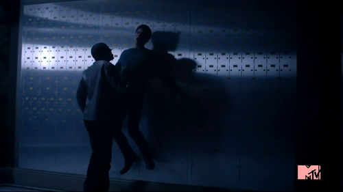 What was Boyd trying to do in this scene