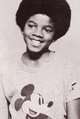 Was Michael verbally and physically abused as a child?