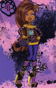 Who are Clawdeen Wolf's siblings?