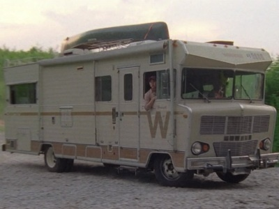 Who ownes the RV?