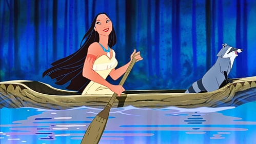 ★ For how many years was Pocahontas in Production? ★